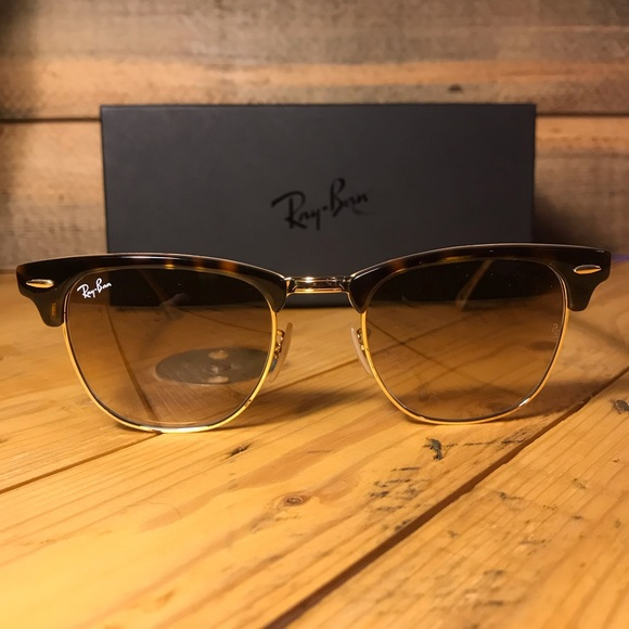 362716873 Ray-Ban Accessories | New Rayban Clubmaster Collection Rb3016 49mm ...